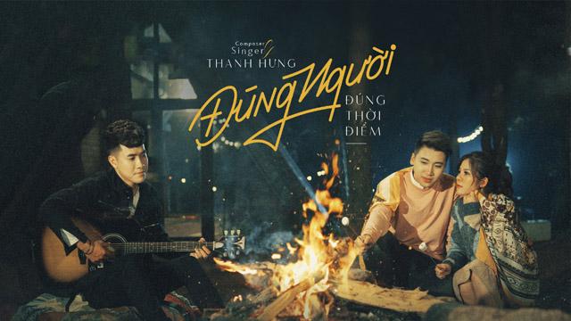 Thanh Hưng tung MV cho ca khúc tặng vợ chồng Huy Cung