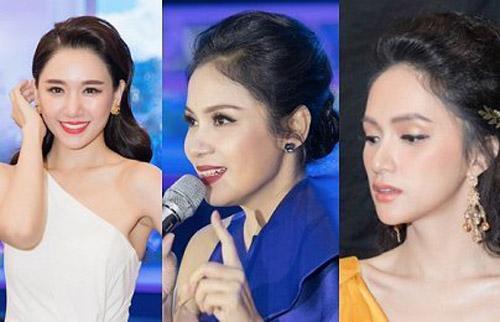 """Cùng xuất hiện trong một iTVC, Việt Trinh, Hari Won, Hương Giang làm """"dậy sóng"""" fan hâm mộ"""