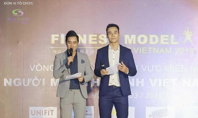 """Cao Xuân Tài """"bần thần"""" với độ HOT của thí sinh Vietnam Fitness Model 2019 miền Nam"""