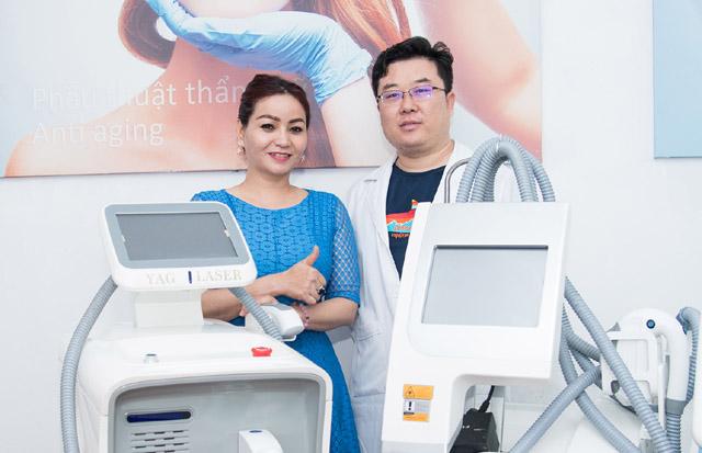 """Loan Lena: """"Bà trùm"""" công nghệ thẩm mỹ chuẩn bị mở trường đào tạo làm đẹp tại Việt Nam"""
