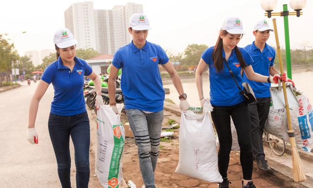 Sao Việt góp phần không nhỏ bảo vệ môi trường biển