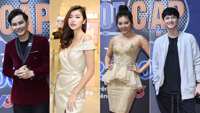 """Lộ diện """"4 chiến binh"""" đầu tiên của Trời sinh một cặp mùa 3: Thanh Hương, Huỳnh Anh, MC Hồng Phúc, Đồng Ánh Quỳnh"""