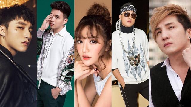 Châu Khải Phong nối bước Sơn Tùng MTP, Bích Phương lọt top 5 kênh Youtube lớn nhất Việt Nam