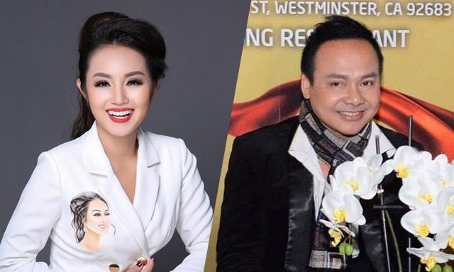 Hoa hậu Amy Lê Anh cùng Quán quân - diễn viên Trường Thịnh ráo riết chuẩn bị cho cuộc thi Queen's and King's mùa 3