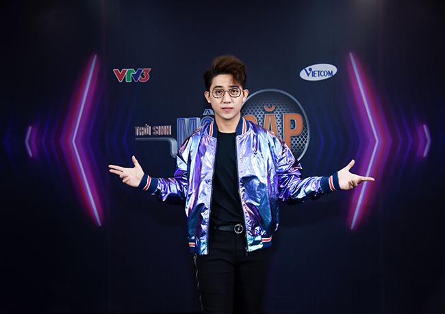 """MC Quốc Bảo: """"Nếu có cơ hội, tôi sẽ ra MV như ca sĩ chuyên nghiệp"""""""