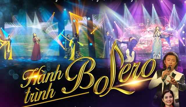 Hành trình Bolero: Minishow ca nhạc đặc sắc của những danh ca trữ tình Việt Nam