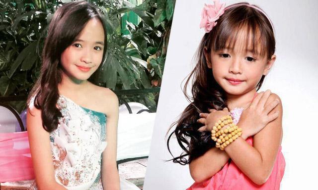 Mutya Orquia - công chúa nhỏ đầy tài năng của điện ảnh Phillippines