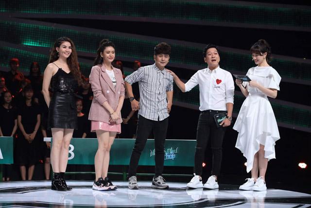 Trường Giang - Hari Won bất ngờ về khả năng Địa lý của Kha Ly