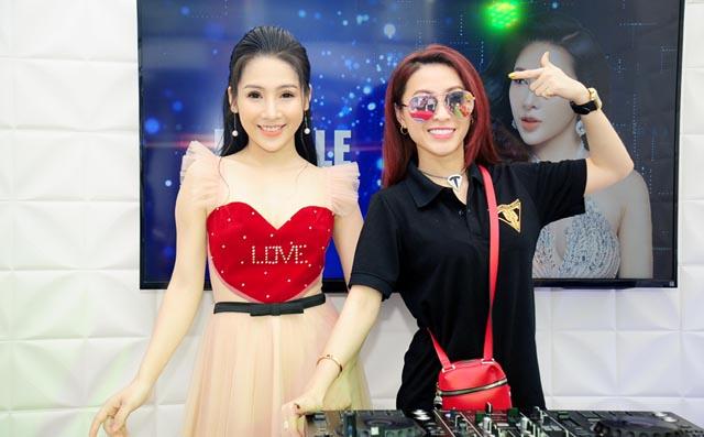 Ca sĩ Vĩnh Thuyên Kim mở lò đào tạo ca sĩ, diễn viên và DJ
