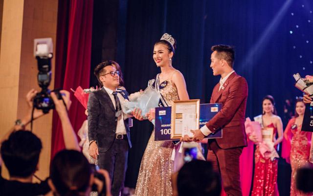 Chung kết Hoa khôi đại sứ môi trường Hải Phòng 2019 gọi tên Phùng Thị Thu Thảo