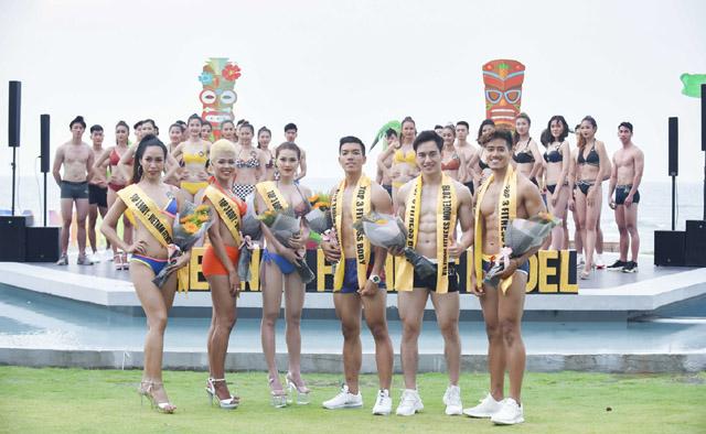 """Lộ diện Top 3 thí sinh """"Hình thể Thể thao"""" bốc lửa nhất Vietnam Fitness Model 2019"""