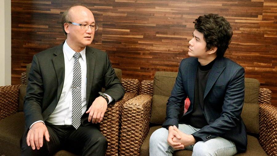 Quỹ Hòa bình Mỹ lai trao cơ hội học bổng tại Đài Loan