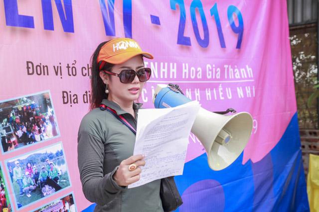 Nữ hoàng Helen Thuý Lê tổ chức giải thi câu cá chuyên nghiệp HGT OPEN VI-2019
