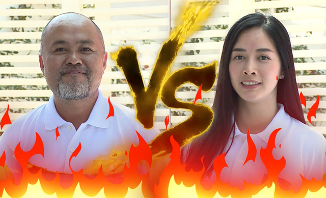 """Hai diễn viên Mai Thanh Hà và Trần Minh có """"chiến thuật"""" khi tham gia 'Thử thách 99 giây cùng Quyền Linh'"""