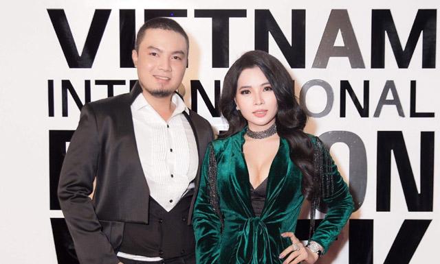 Nhan sắc gây bất ngờ của Hoa hậu doanh nhân Thùy Dung tại Tuần lễ thời trang Việt Nam 2019