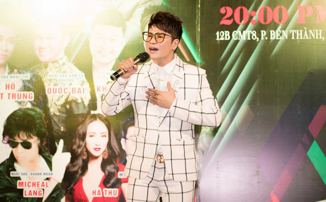 """Lương Gia Huy tiết lộ chi tiền tỷ làm liveshow mang tên """"Tri ân 2"""""""