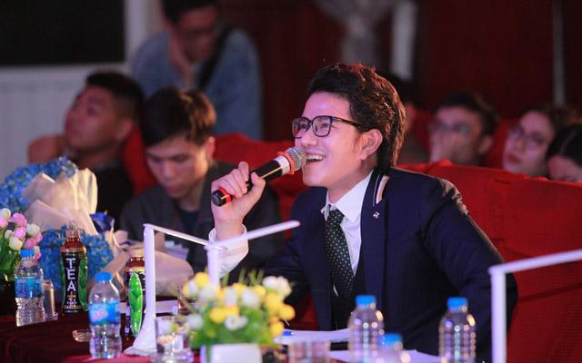 Vũ Mạnh Cường, Lại Bắc Hải Đăng tìm tài năng MC sinh viên miền Bắc