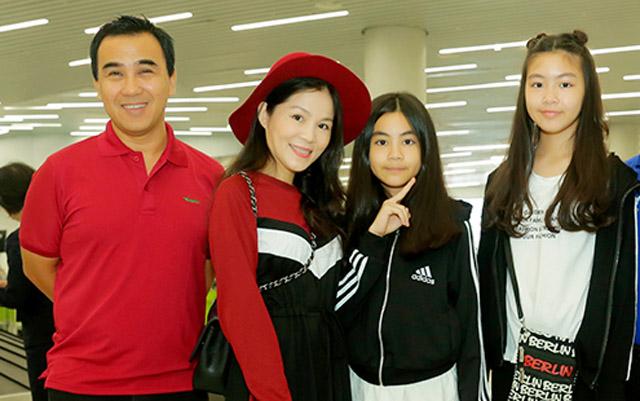 MC Quyền Linh cùng gia đình du lịch Quảng Châu kết hợp thăm khám sức khỏe