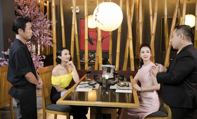 Ngọc Diễm, Jennifer Phạm lo ngại vì bị... vỗ béo