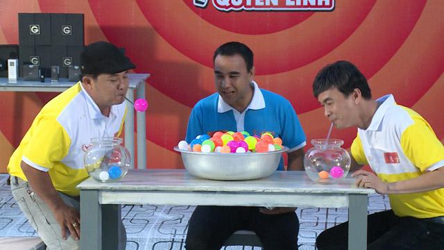"""MC Quyền Linh giúp thí sinh """"Thử thách 99 giây"""" một vé trở về với tuổi thơ"""