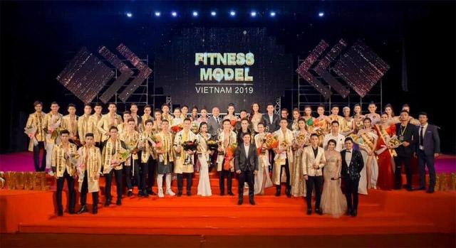 Dạ tiệc Thanks Party Model lớn nhất miền Bắc sau cuộc thi Vietnam Fitness Model 2019