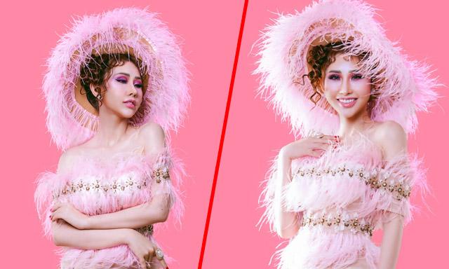 """Hoa hậu Chi Nguyễn """"lột xác"""" ngoạn mục bằng phong cách thời trang lạ mắt"""