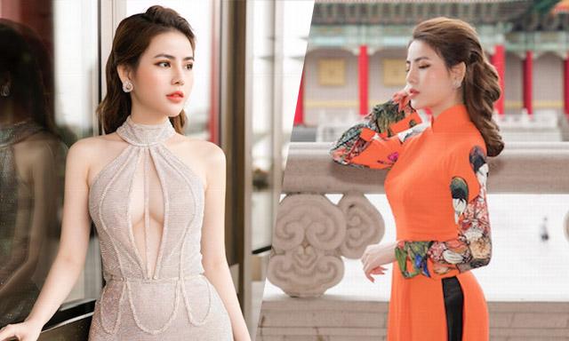 Lần đầu thi nhan sắc, con gái Hữu Tiến gây ấn tượng vì quá chuyên nghiệp