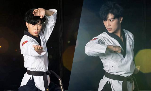 """Kiện tướng Taekwondo Hồ Thanh Phong: """"Từng là một đứa quê mùa và sân khấu nghệ thuật đã thay đổi tôi"""""""