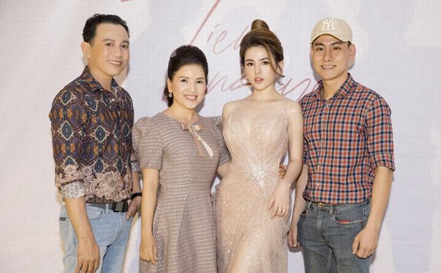 Á hậu Thủy Tiên, con gái Hữu Tiến mở tiệc mừng ngôi vị Á hậu sắc đẹp Việt Nam Quốc tế