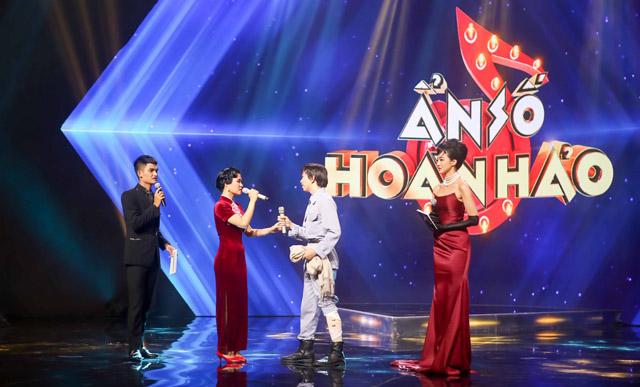 """Dương Khắc Linh xúc động """"suýt khóc"""" trước màn trình diễn của Hà Nhi – Tăng Phúc"""