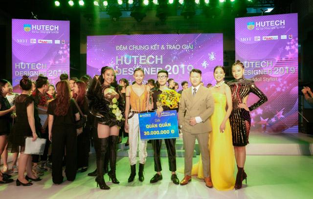 Lấy hình tượng Tóc Tiên làm ý tưởng, Thái Sơn đăng quang cuộc thi NTK trẻ, NTK Hoàng Minh Hà nói gì?