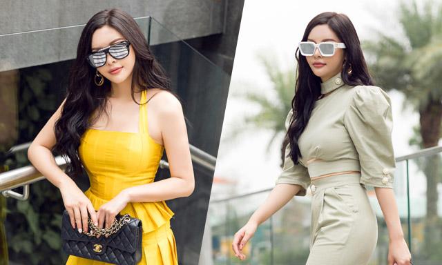 Á hậu Hoàng Dung trở thành đại sứ cuộc thi hoa hậu du lịch Việt Nam Châu Á tại Nhật Bản