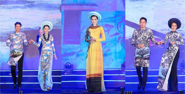 """NTK Việt Hùng mang """"Nét đẹp Tam Kỳ"""" lên sân khấu thời trang"""