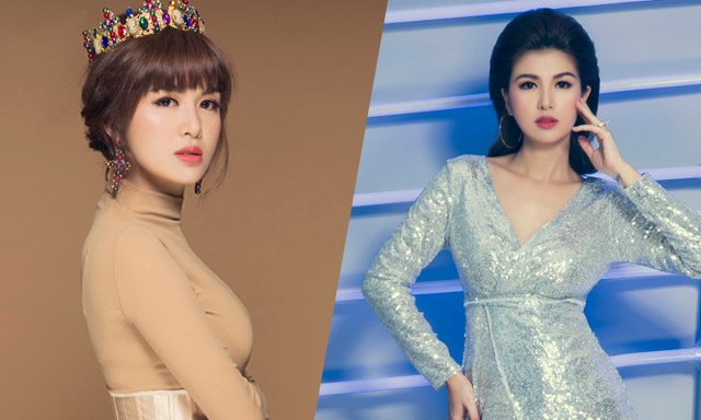 Hoa hậu 5 con Oanh Yến lột xác với bộ ảnh gợi cảm