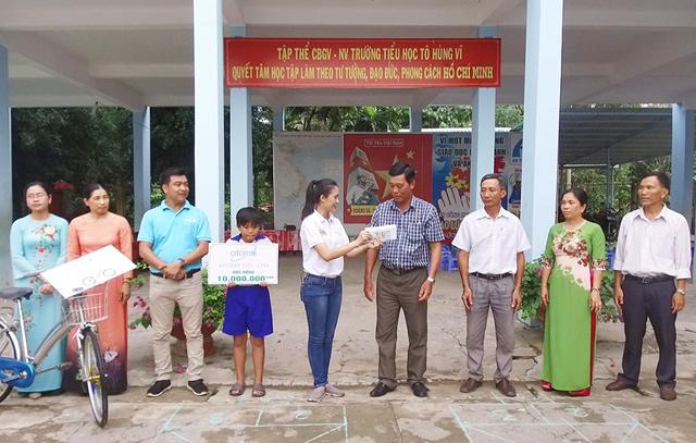 Trương Quỳnh Anh xúc động vì nhân vật 'Mở Cửa Tương Lai' được Bệnh viện ung thư St. Stamford giúp - Ảnh 6