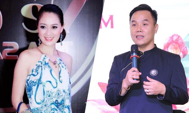 Hoa hậu Đàm Lưu Ly ngồi ghế nóng cuộc thi Đại sứ áo dài Việt Nam