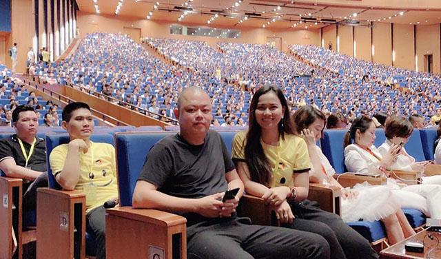 Hoa hậu Nguyễn Ngọc Xuân Mai nỗ lực mở rộng thị trường kinh doanh mỹ phẩm Mavis