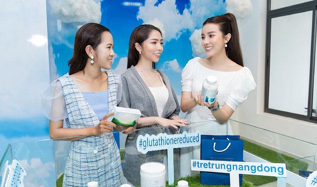 Cao Thái Hà độc quyền dòng sản phẩm Collagen Labores về Việt Nam