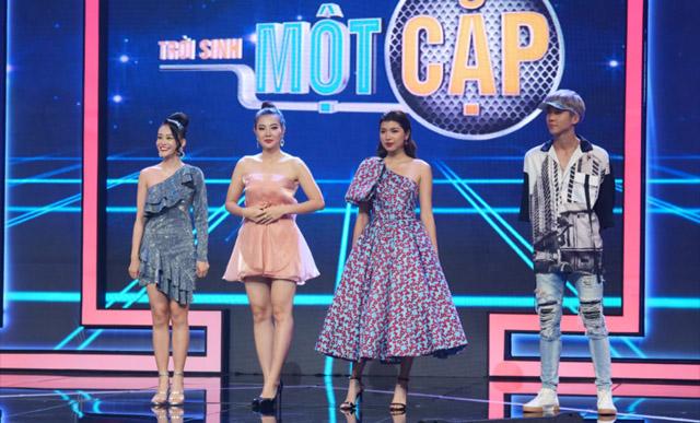 Lộ diện top 3 nghệ sĩ vào chung kết Trời sinh một cặp mùa 3: Thanh Hương, Đồng Ánh Quỳnh, Kim Anh