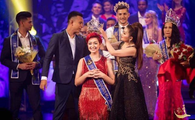 Chung kết Ms & Mr Golden Sea International Beauty Pageant, nhiều dấu ấn khó quên