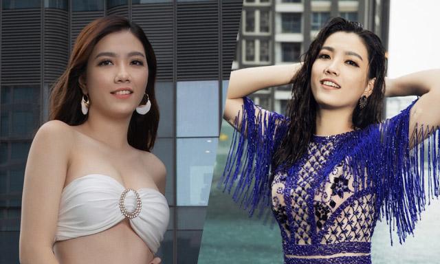 Ứng viên Hoa hậu Hoàn vũ Việt Nam 2019 tung ảnh bikini nuột nà