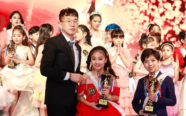 Nguyễn Khánh Vy xuất sắc giành ngôi vị Á quân Asia Next Top Kid Model