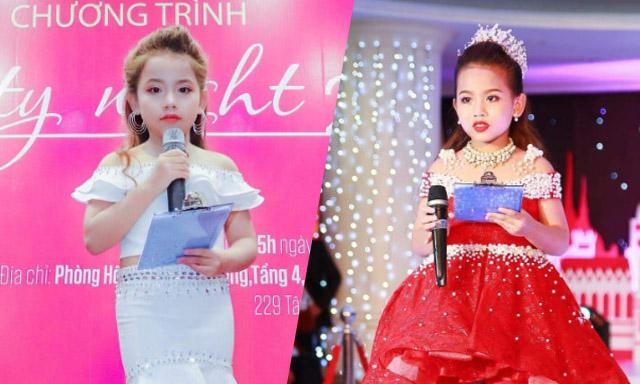 Những tài lẻ của Bé Thảo Nguyên - tân Champion Talent Kid Star tại Asia Next Top Kid Model