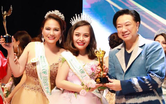 Giám đốc Powerqueen Việt Nam giành vương miện Nữ hoàng - Queen of beauty world 2019