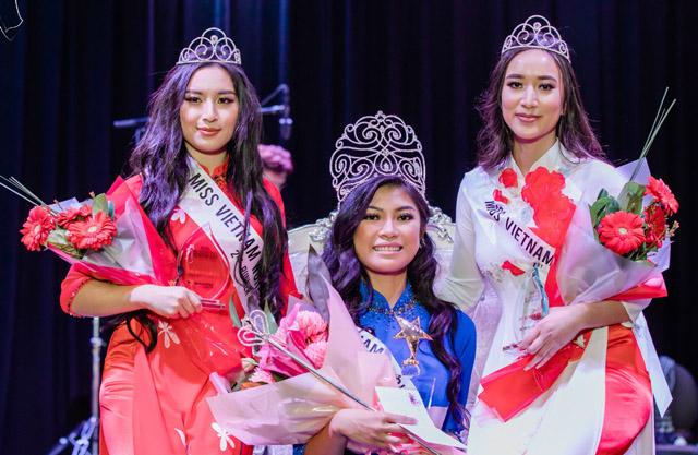 Maria Thảo Đặng đăng quang cuộc thi Hoa hậu thế giới người Việt tại Úc - Miss Vietnam World Australia 2019