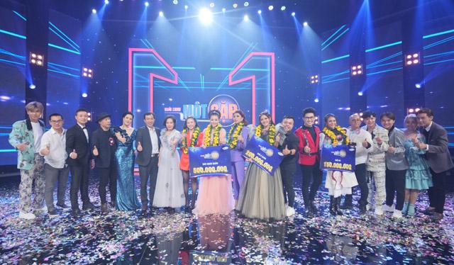 Quán quân Trời sinh một cặp mùa 3 gọi tên Thanh Hương