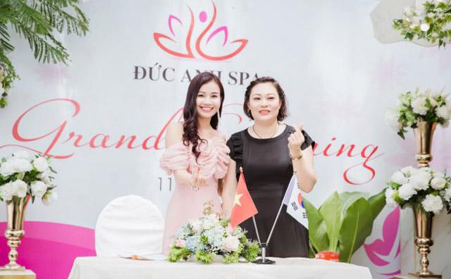 Mỹ phẩm Xuân Thanh ký kết hợp tác cùng phát triển với Đức Anh Spa