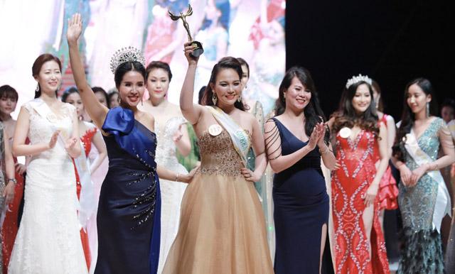 Nữ hoàng khả ái QUEEN OF BEST FACE - 2019 gọi tên Liên Trần