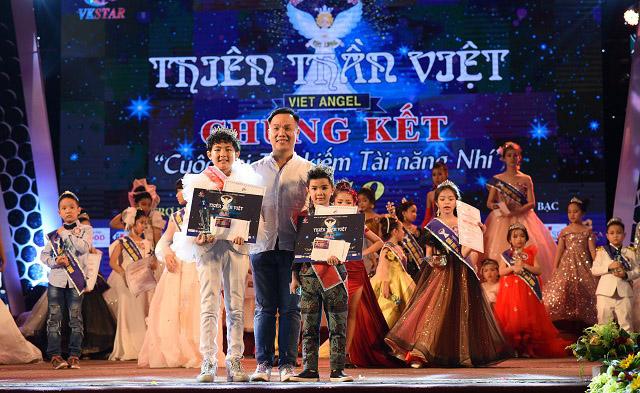 Nguyễn Minh Khang đạt giải 3 Nam Thiên Thần sau những phần thi ấn tượng