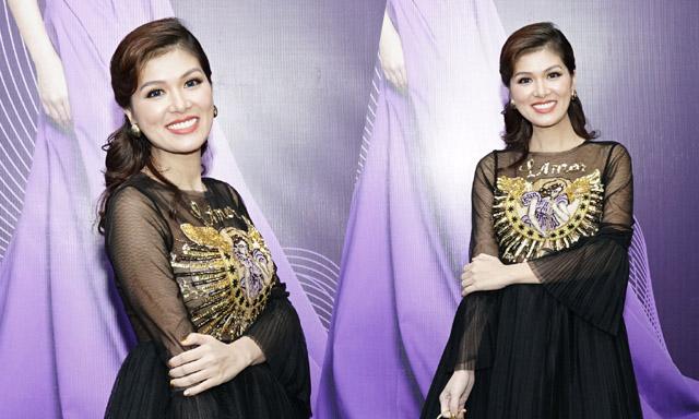 Hoa hậu - Nữ hoàng Oanh Yến chúc mừng 4 đại diện phái đẹp Việt qua BST The Golden Women Published